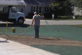 What is Hydroseeding