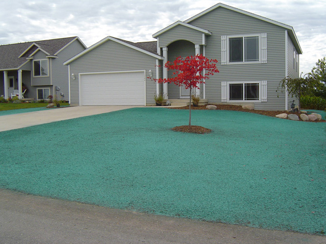 Hydroseeding and Hydromulching